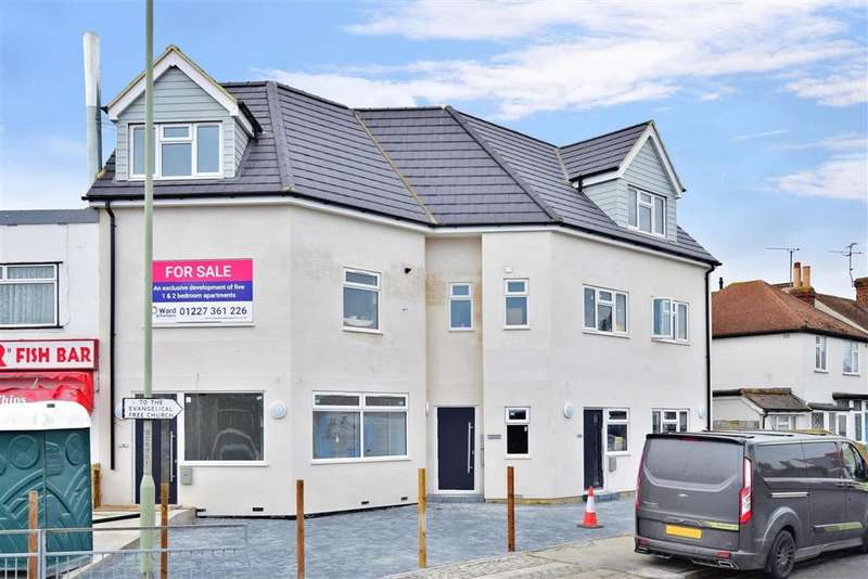 1 Bedroom Ground Flat for sale in Sea Street, Herne Bay, Kent