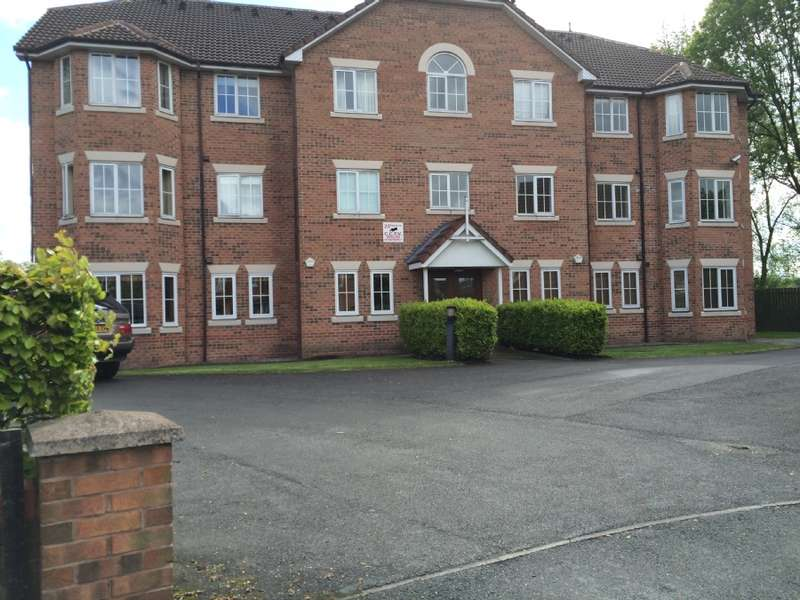 2 Bedrooms Apartment Flat for sale in Chervil Close Fallowfield Manchester