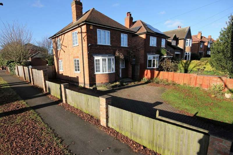 4 Bedrooms Detached House for sale in Broadhill Road, Kegworth