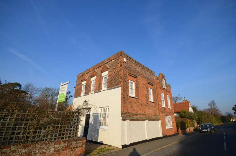 3 Bedrooms Semi Detached House for sale in Crown Street, Dedham, Colchester