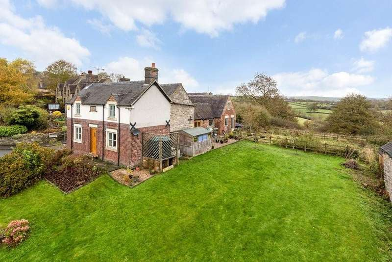 5 Bedrooms Detached House for sale in Main Street, Hognaston, Ashbourne