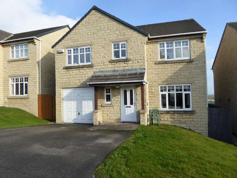 4 Bedrooms Detached House for sale in Manordale Close, Flockton, WAKEFIELD, West Yorkshire