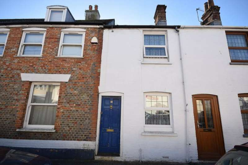 2 Bedrooms Terraced House for sale in Pyle Street, Newport