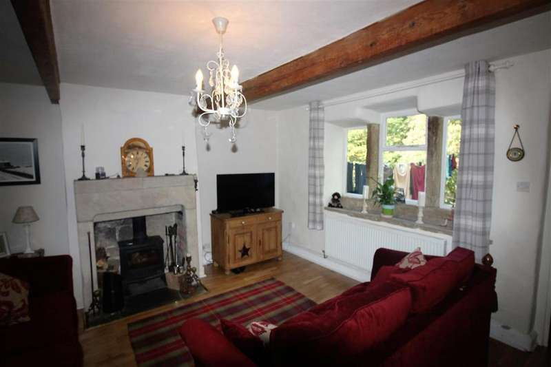 3 Bedrooms Semi Detached House for sale in Mid Birks, Cragg Vale, Hebden Bridge