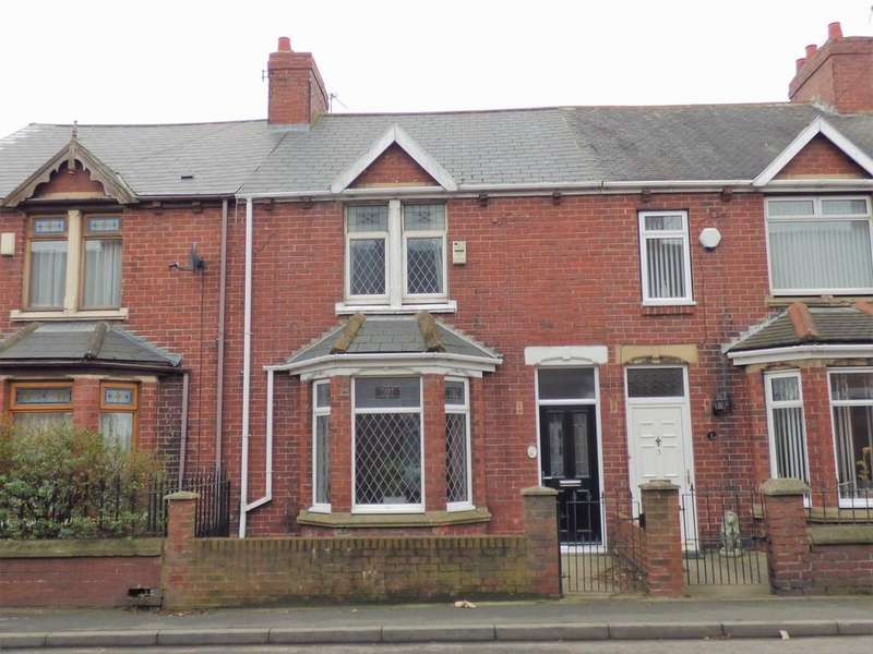 2 Bedrooms Terraced House for sale in Houghton Road West, Hetton-Le-Hole, Houghton-Le-Spring