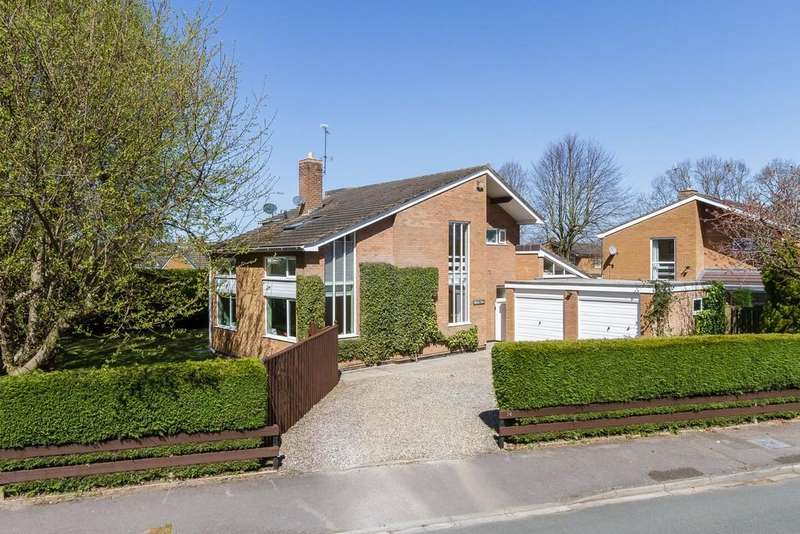 4 Bedrooms Detached House for sale in Priory View, Hartford, CW8 1PY
