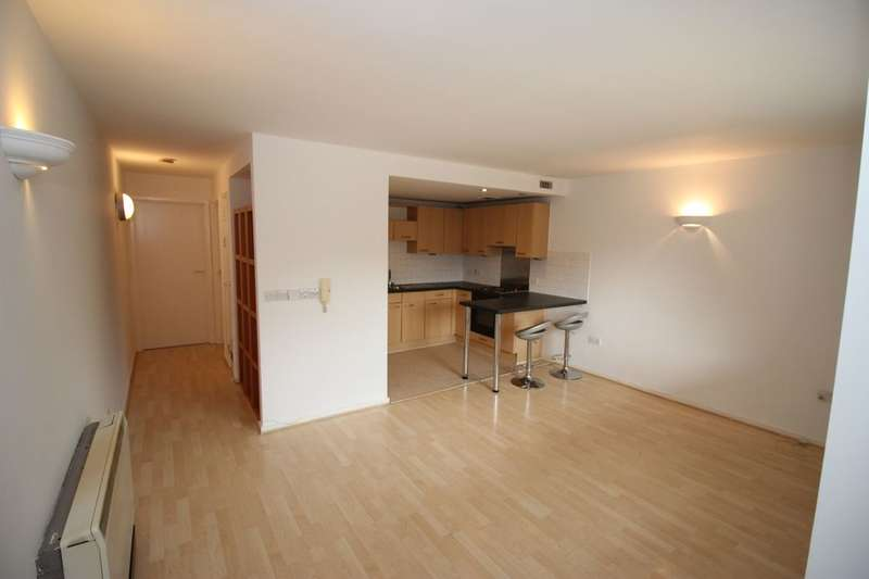1 Bedroom Flat for sale in The Arches Clive Street, Bolton, BL1