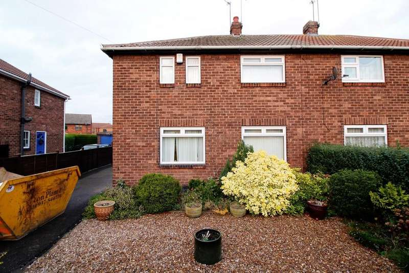 3 Bedrooms Semi Detached House for sale in West Acres, Byram