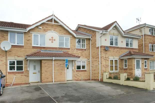 2 Bedrooms Terraced House for sale in Lilbourne Drive