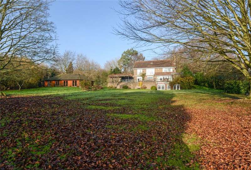 6 Bedrooms Detached House for sale in Westbere Lane, Westbere, Canterbury, Kent