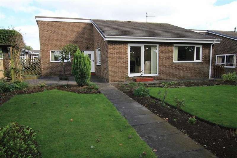 3 Bedrooms Detached Bungalow for sale in Eskdale Gardens, Shildon, County Durham