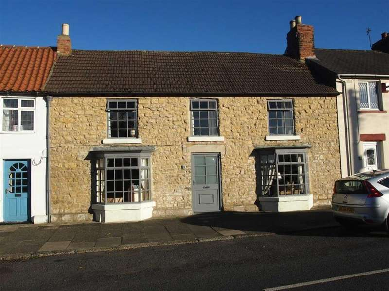 3 Bedrooms Terraced House for sale in North Terrace, Aycliffe Village, County Durham
