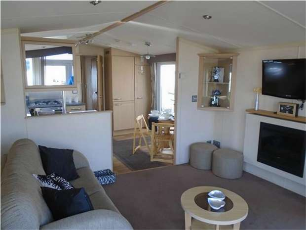 Park Home Mobile Home for sale in Swift Chamonix, Manor Park, Hunstanton
