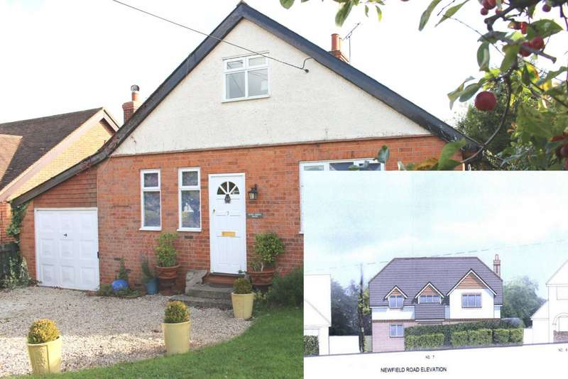 4 Bedrooms Detached House for sale in Newfield Road, Sonning Common, RG4