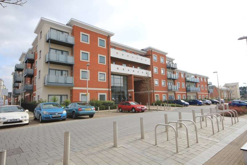 2 Bedrooms Flat for sale in Heron House, Rushley Way, Reading, RG2
