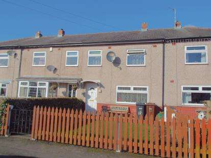 3 Bedrooms Terraced House for sale in Glenroy Avenue, Colne, Lancashire, BB8