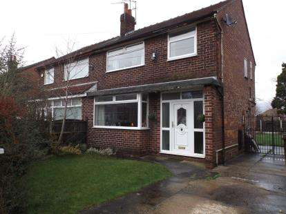 Semi Detached House for sale in Radnor Avenue, Denton, Manchester, Greater Manchester