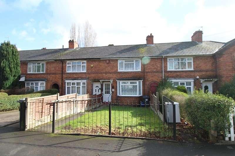 2 Bedrooms Terraced House for sale in Allcroft Road, Tyseley, Birmingham