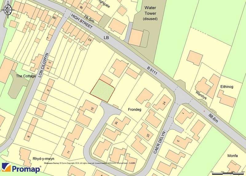Land Commercial for sale in Llanerchymedd, North Wales