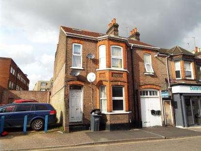 1 Bedroom Flat for sale in Cardigan Street, Luton, Bedfordshire