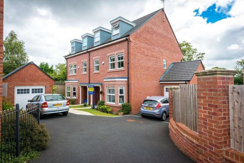 5 Bedrooms Semi Detached House for sale in St. Thomas Close, Windle, St. Helens