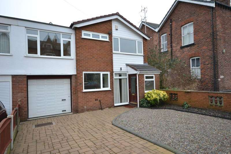 4 Bedrooms Semi Detached House for sale in Grosvenor Road, St Helens