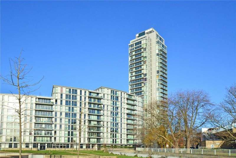 2 Bedrooms Flat for sale in Distillery Tower, 1 Mill Lane, Deptford, London, SE8