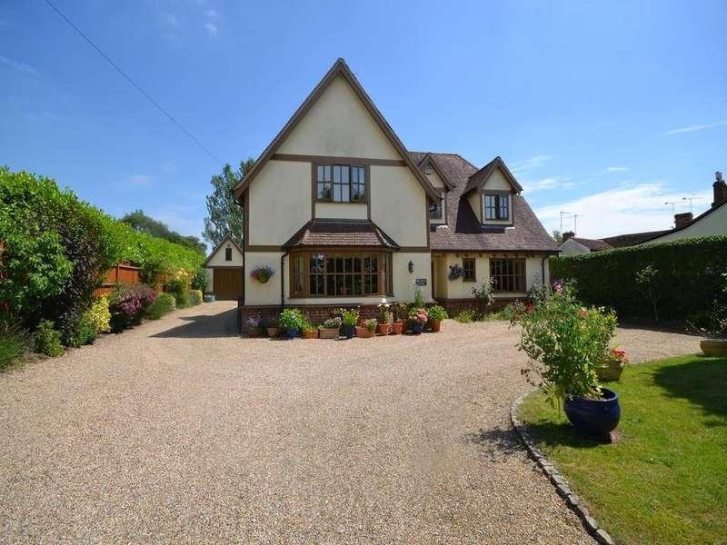 5 Bedrooms Detached House for sale in St. Edmunds Lane, Dunmow, Essex, CM6