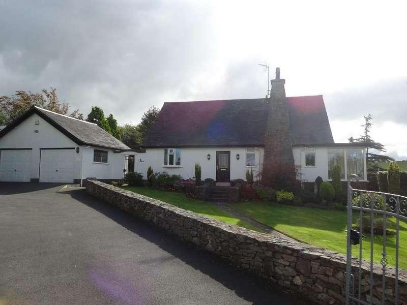 3 Bedrooms Detached Bungalow for sale in Upper Moelfre Road, Moelfre