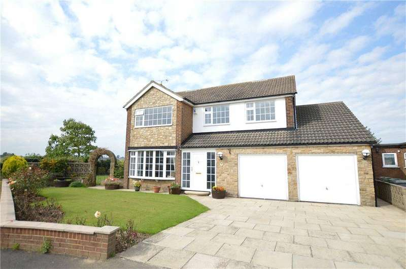 4 Bedrooms Detached House for sale in Elmwood Avenue, Barwick in Elmet, Leeds, West Yorkshire