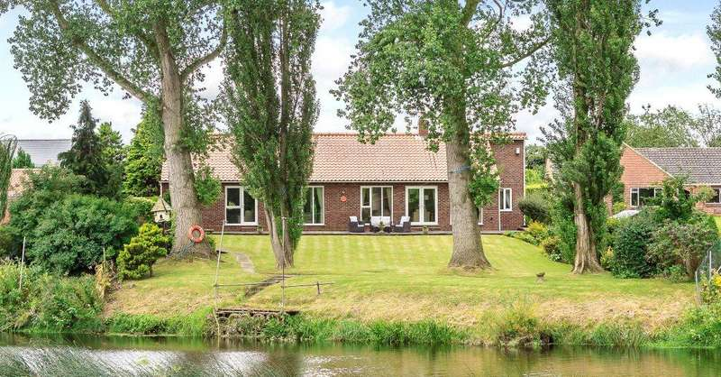 4 Bedrooms Detached Bungalow for sale in Otters Holt, Mill Lane, Boroughbridge, North Yorkshire, YO51