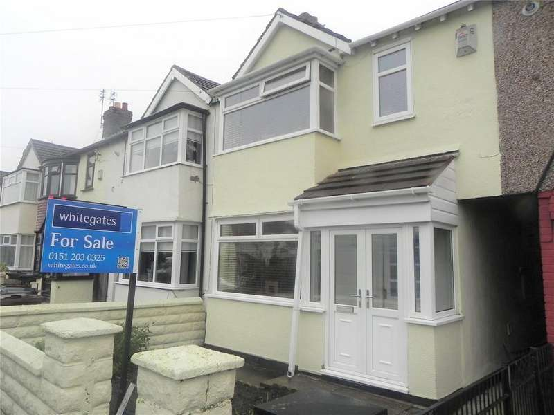 3 Bedrooms Semi Detached House for sale in Kent Avenue, Litherland, L21