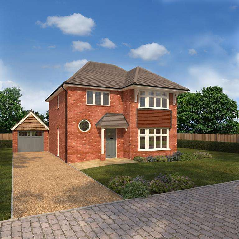 3 Bedrooms Detached House for sale in Ongar Road, Dunmow, Essex, CM6