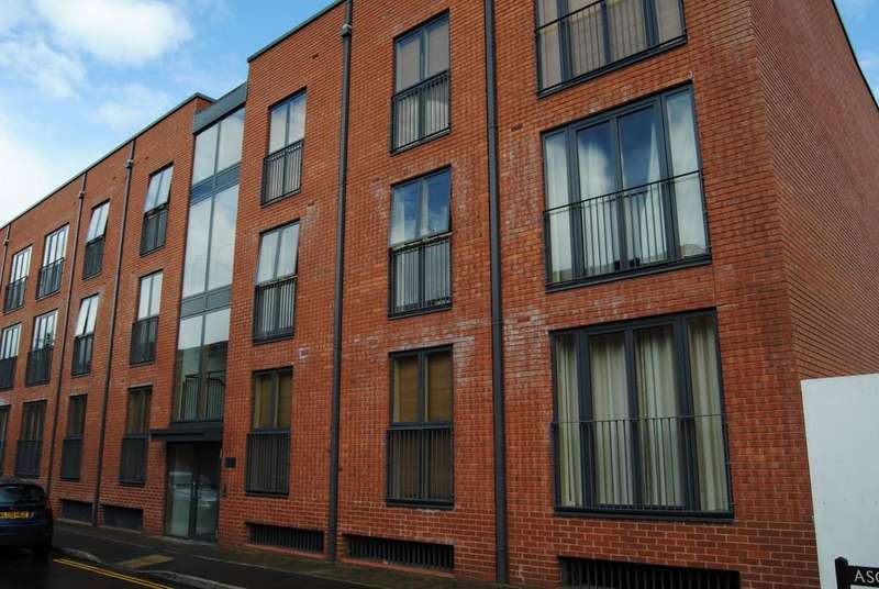 2 Bedrooms Apartment Flat for sale in Ascote Lane, Dickens Heath