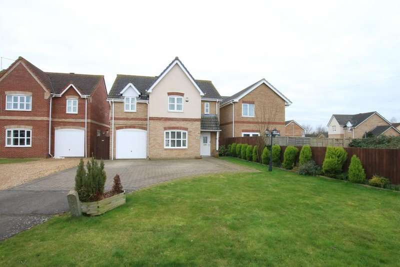4 Bedrooms Detached House for sale in New Road, Chatteris