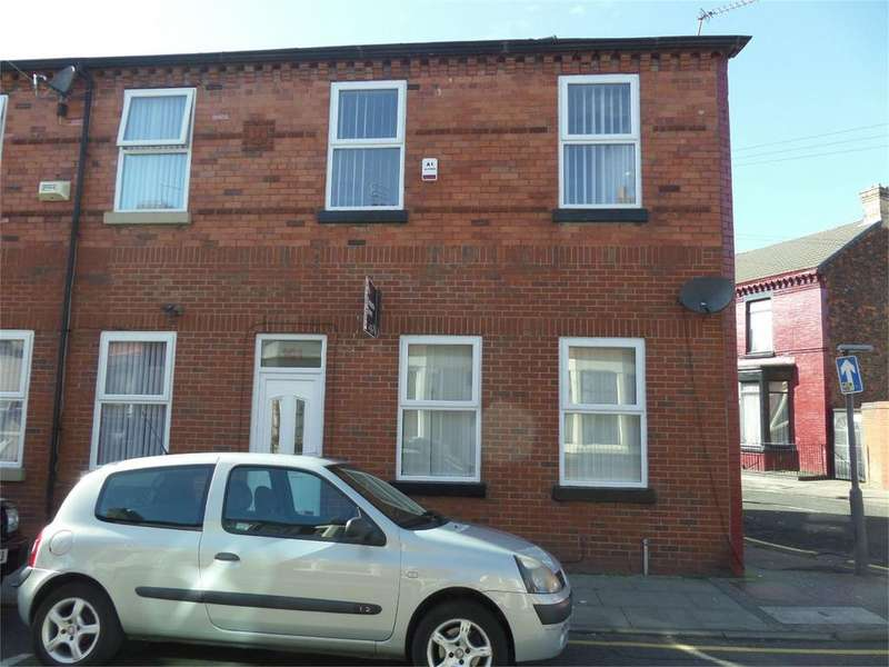 3 Bedrooms End Of Terrace House for sale in City Road, Walton, Liverpool, Merseyside, L4