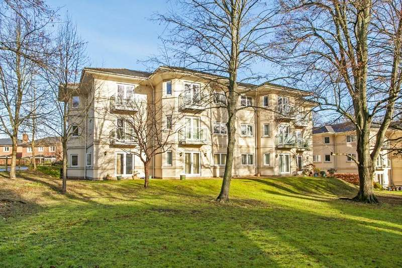 2 Bedrooms Apartment Flat for sale in Park View, Holly Meadows, Winchester, SO22