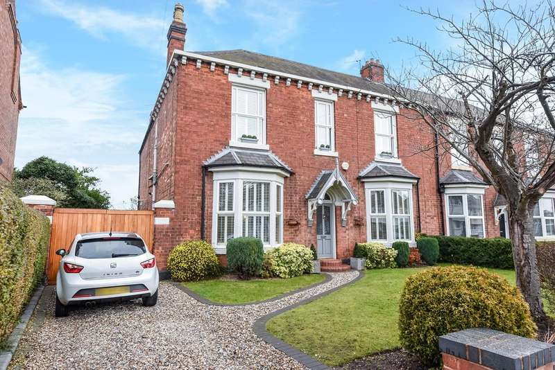 4 Bedrooms Semi Detached House for sale in New Road, Water Orton