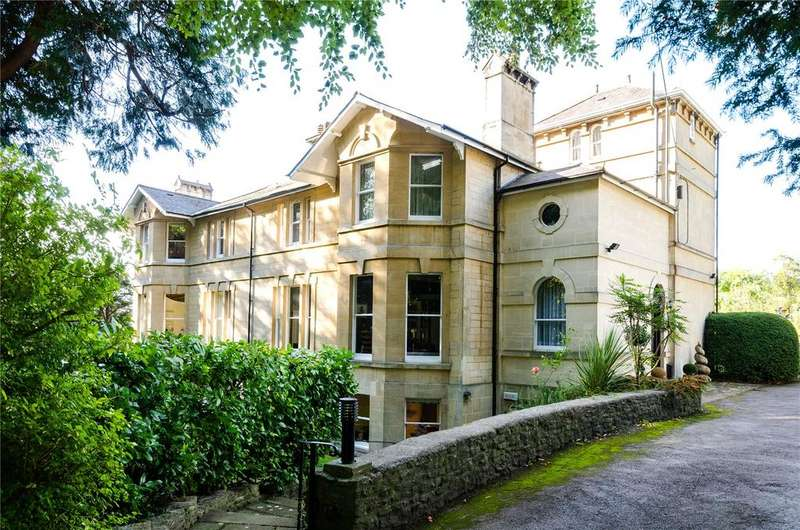 2 Bedrooms Maisonette Flat for sale in Allenby House North, Lansdown Road, Bath, BA1