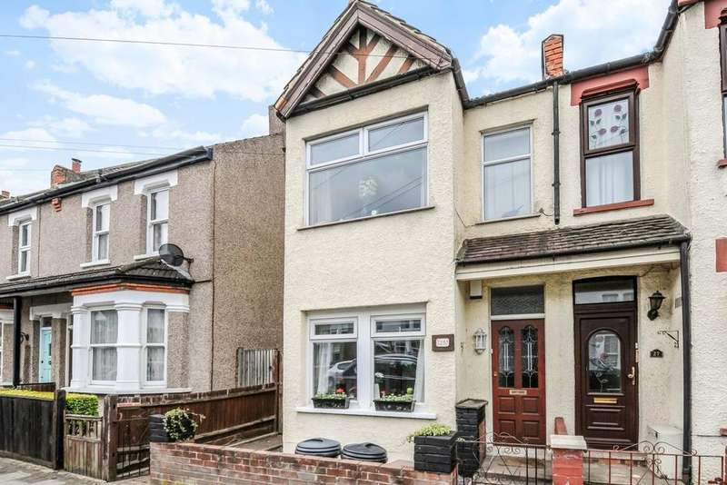 2 Bedrooms Flat for sale in Meadow Road, Bromley, BR2