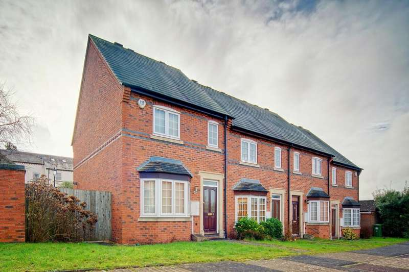 2 Bedrooms End Of Terrace House for sale in Barcheston Drive, Hatton Park