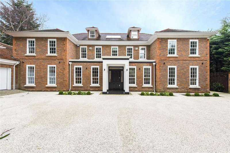 7 Bedrooms Detached House for sale in Rogers Ruff, Northwood, Middlesex, HA6