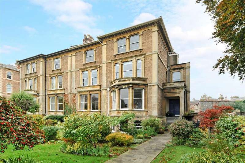 2 Bedrooms Flat for sale in Canynge Road, Clifton, Bristol, BS8