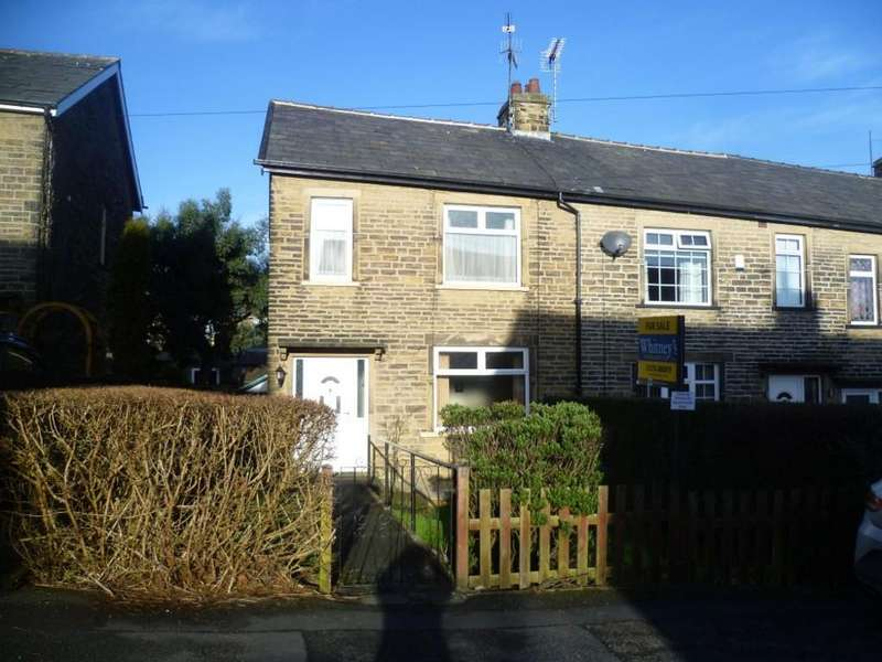 3 Bedrooms End Of Terrace House for sale in Oxford Crescent, Clayton