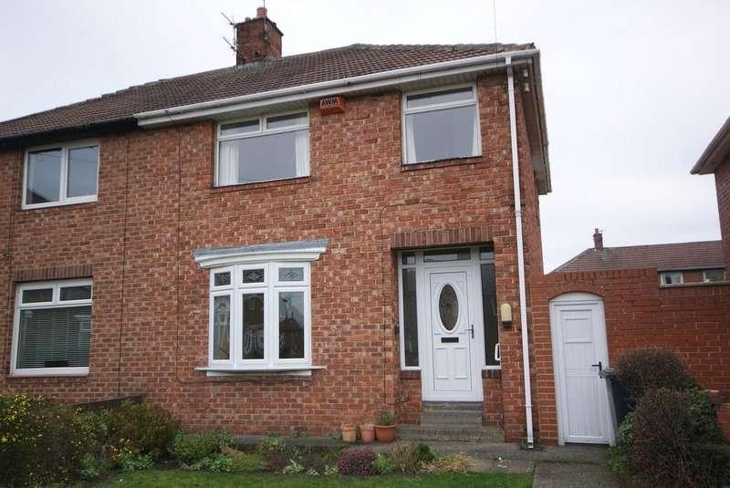 3 Bedrooms Semi Detached House for sale in Cornthwaite Drive, Whitburn