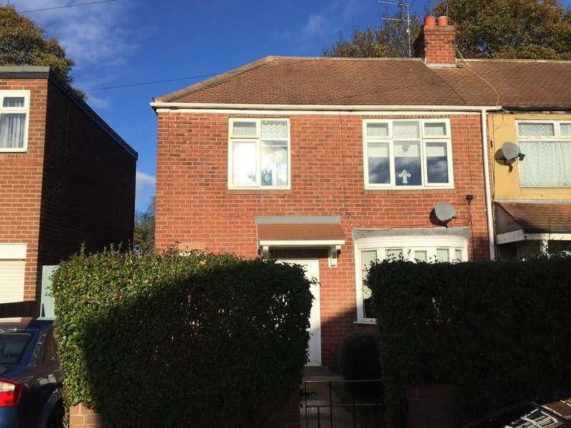 2 Bedrooms Semi Detached House for sale in Deepdene Road, Seaburn
