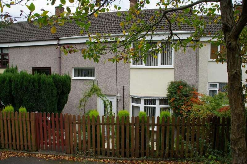 2 Bedrooms Semi Detached House for sale in Chase Walk, Cannock