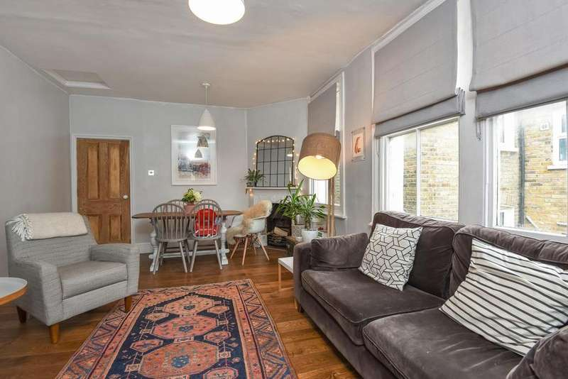 3 Bedrooms Flat for sale in Adelaide Avenue, Brockley, SE4