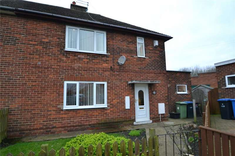 3 Bedrooms Semi Detached House for sale in Ashbrooke Estate, Shotton, County Durham, DH6