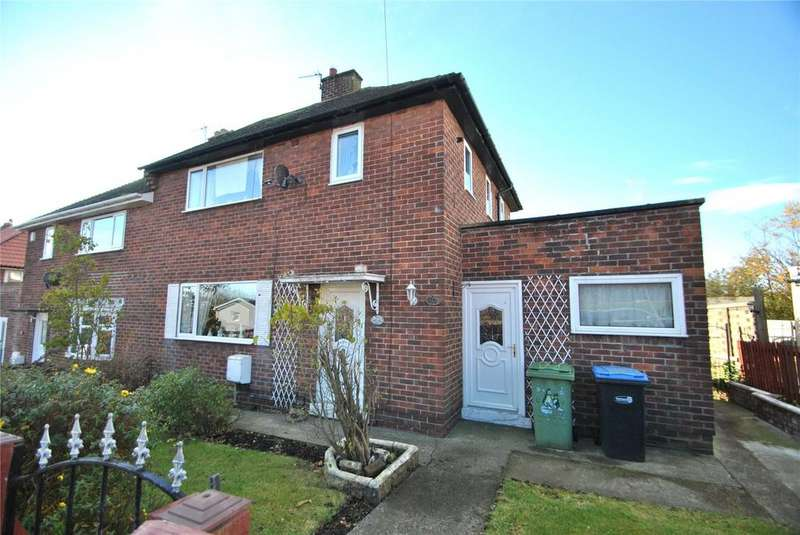 3 Bedrooms Semi Detached House for sale in Hazel Crescent, Easington Colliery, Peterlee, Co.Durham, SR8